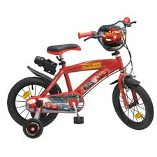 "Bike 14 "" Cars 3 Disney kid bicycle 14 inch New"