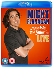 Micky Flanagan: Back in the Game - Live Blu-ray (2013) Micky Flanagan ***NEW***