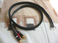 Phono Cable Canare RCA Interconnect Tonearm Turntable Hi-Fi Vinyl Record