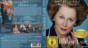 BLU-RAY DIE EISERNE LADY - MARGARET THATCHER - MERYL STREEP + JIM BROADBENT *NEU