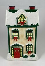 Yankee Candle Christmas House Tart Wax Melt Warmer Building