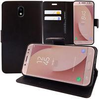 """Etui Coque Housse Portefeuille Video Rabat NOIR pour Samsung Galaxy J7 Pro 5.5"""""""