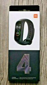 "Xiaomi MI Smart Band Series 4 Global Version - 0.95"" AMOLED Display 5 ATM Black"