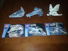 LEGO STAR WARS 4492-4493-4494 MINI