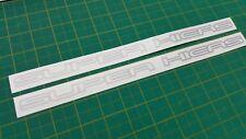 Nissan 180sx 240sx Super HICAS Remplacement Côté TRIM PANEL decals stickers