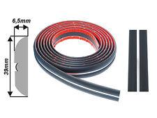 003/39mm protector de parachoques de puerta de cuerpo de auto Moldeo Tira un ajuste universal-M M/C