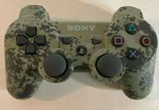 Sony Playstation 3 PS3 OEM Genuine Dualshock 3 Wireless Controller Camo Tested