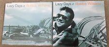 Robbie Williams - Lazy Days - 2 x CD Singles