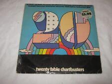 A 1970 Aust Fable release 20 Chart Busters Compilation LP Album FSBA .002