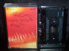 THE CURE KISS ME KISS ME KISS ME - RARE AUSTRALIAN CASSETTE TAPE NM