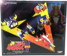 Ready! Action Toys Mini Deformed Series 02 Voltes V New