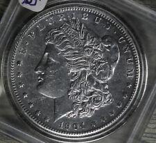 Nice Almost Uncirculated 1904 Morgan Dollar!!