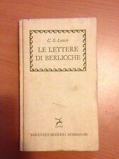 Le lettere di Berlicche - C. S. Lewis - Mondadori 3502