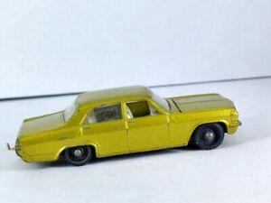 OPEL DIPLOMAT ~ Matchbox Lesney 36 C1 ~ Made in England 1966