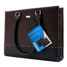 "Laser Women's Notebook Case For 16"" Laptops, Macbooks & Notebooks - Chocolate"