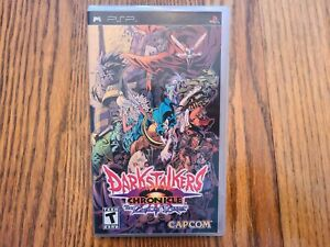 Darkstalkers Chronicle: The Chaos Tower Complete (Sony PSP, 2005)