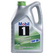 OLIO MOTORE Mobil 1 ESP FORMULA 5 W-30 5 litri
