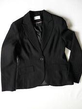 Women's Atmosphere jacket blazer black Color Size 12 BNWOT