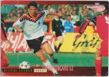 Panini RAN Sat 1 Championcards England 96 #53 Germany v Albania