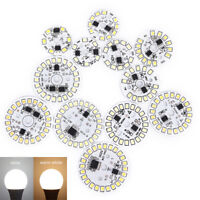 LED Bulb Patch Lamp SMD Plate Circular Module Light Source Plate For Bulb Lig YK