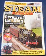 STEAM RAILWAY MAGAZINE  AUGUST 21 - SEPTEMBER 17 2009 NO.366