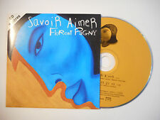 FLORENT PAGNY : SAVOIR AIMER / COMBIEN CA VA ♦ CD SINGLE PORT GRATUIT ♦