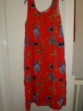 New Elegant women dress, AWESOME WEAR, MADE IN USA, 2X, P2P 60 CM