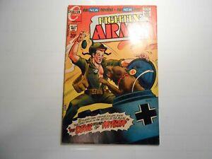 Fightin' Army #103 (May 1972, Charlton) 4.0 VG!!! LOOK! Bronze Age War Comic!!!