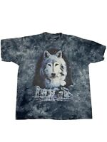 Vintage The Mountain Wolf Men's Large Shirt Mackinac Island