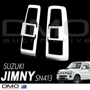Suzuki Jimny SN413 2000-2016 JB33 34 OKAMI Rear light Cover Type 2 FRP
