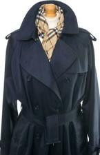 Cappotti e giacche da donna trench blu Burberry