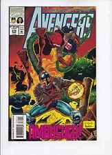 Avengers #372 vf/nm