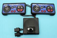 Nintendo Entertainment System NES-CONTROLLER Acclaim double lecteur sans fil