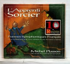 MICHEL PLASSON - DUKAS FRANCK LAZZARI DUPARC SAINT-SAENS - EMI CD STILL SEALED