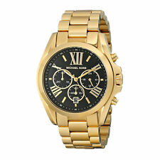 Michael Kors Women's Round Wristwatches with Date Indicator