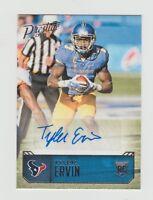 Tyler Ervin Texans 2016 Prestige Rookie Autograph #TE