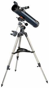 Celestron Astromaster 76EQ Astro Reflector Astronomy Telescope, MPN 31035-CGL
