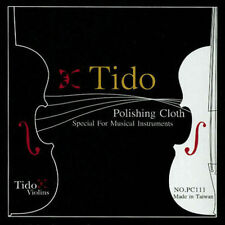 NEW Tido musical instrument overlocked microfiber cleaning cloth free postage