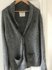 Abercrombie and Fitch-Homme Cardigan-Large