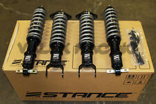 Stance USA XR1 16 Way Adjustable Coilovers 97-10 corvette c5 c6 chevy