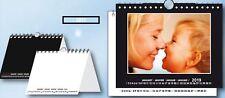 na-und Fotokalender 14x17 Bastelkalender DUO color 2019 Tischkalender