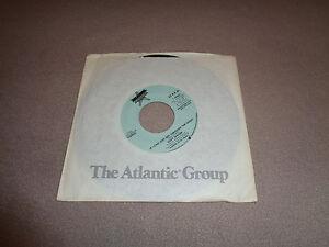 "Sissy Spacek  - If I Can Just Get Through the Night - Atlantic 7"" Vinyl 45 Promo"