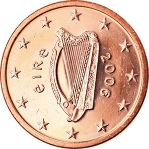 [#792782] IRELAND REPUBLIC, 5 Euro Cent, 2006, Sandyford, TTB+, Copper Plated St
