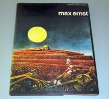 MAX ERNST Hallucinogenic Surrealism DADA Occult Germany France USA Psychedelic