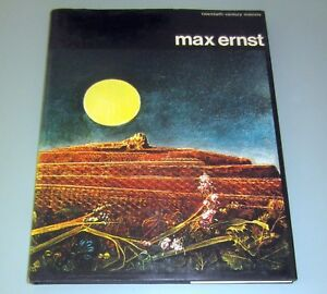 MAX ERNST Hallucinogenic Surrealism DADA Occult Germany France USA Psychedelic