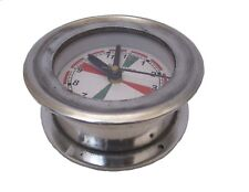 SHIP'S Clock – Marine RADIO ROOM Clock - BOAT / MARITIME / NAUTICAL (5012A)