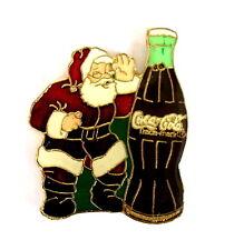 Coca Cola Pin/Broches-Santa Claus Christmas [2136 A]