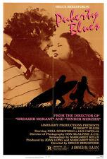 PUBERTY BLUES Movie POSTER 27x40 Nell Schofield Jad Capelja Geoff Rhoe Tony