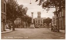 The Square Castletown IOM Isle of Man unused RP old pc RA Series