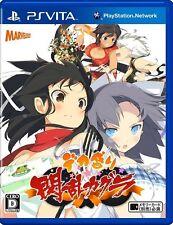 Used PS Vita  Senran Kagura Bon Appetit! Japanese version Japan Import